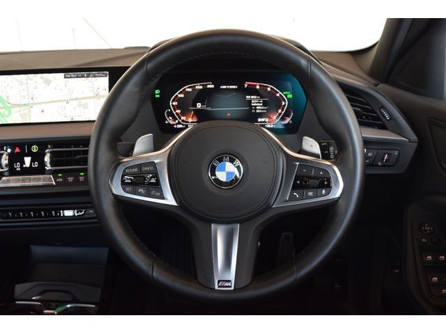 M135i xDrive 元弊社試乗車 純正ナビ ミラーETC 被害軽減ブレーキ 車線逸脱・変更警告 シートヒーター 電動シート ACC バックカメラ 前後障害物センサー コンフォートA 電動トランクゲート LEDヘッドライト(20枚目)