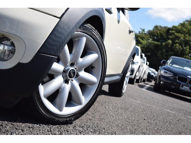 MINI MINI クーパーS 社外ナビ ETC キセノン 認定中古車