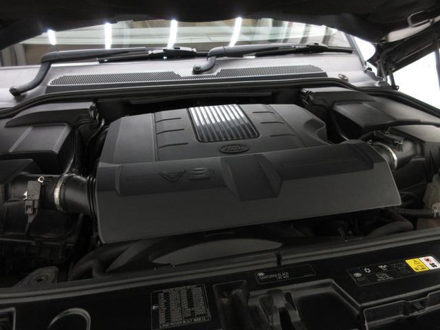 ランドローバー レンジローバースポーツ 5.0 V8 1オナサイドステップTVスマキー電リア