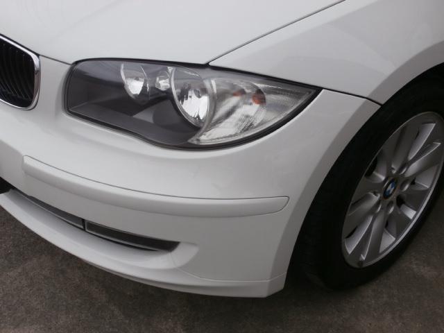 BMW BMW 116iナビアルピンホワイト