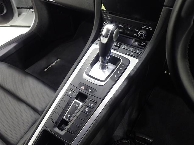 718ボクスターS PDK スポーツクロノPKG スポーツシート BOSEサウンド バックカメラ 除菌済(65枚目)
