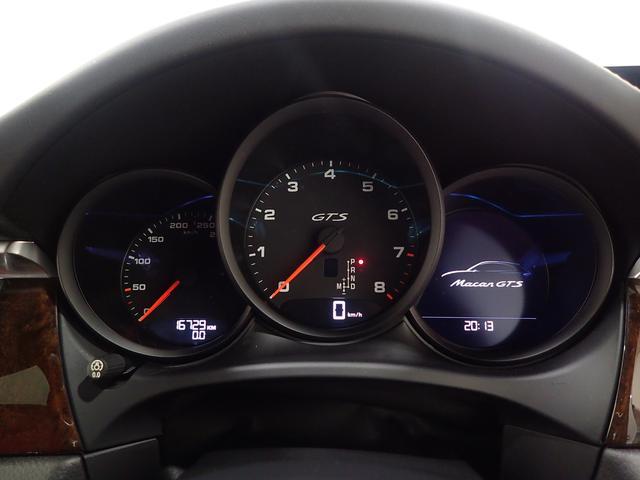 マカンGTSスポーツエグ赤革電熱席ウッドパネルPガラス(13枚目)