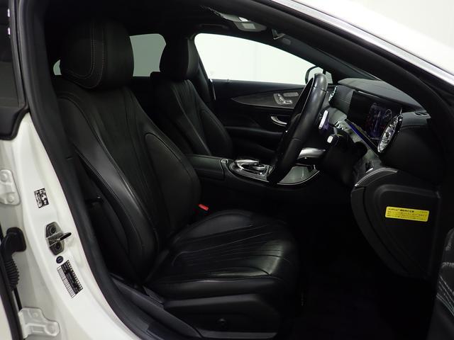 CLS220d スポーツ エクスクルーシブパッケージ 新車保証継承 サンルーフ ブラックレザーシート 純正19AW ドライブレコーダー エアバランスPKG シートヒーター ベンチレーション レーダーセーフティPKG パドルシフト ウッドパネル(8枚目)