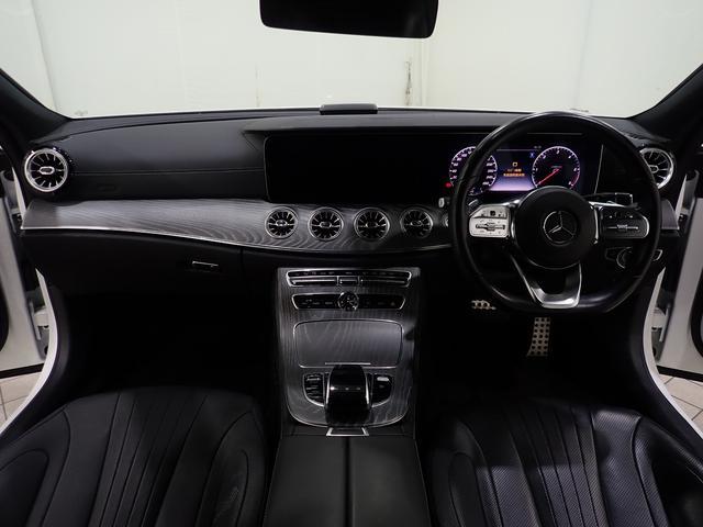 CLS220d スポーツ エクスクルーシブパッケージ 新車保証継承 サンルーフ ブラックレザーシート 純正19AW ドライブレコーダー エアバランスPKG シートヒーター ベンチレーション レーダーセーフティPKG パドルシフト ウッドパネル(9枚目)