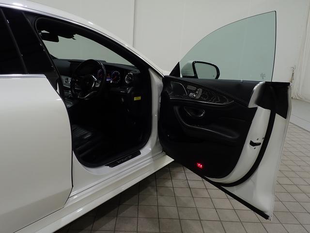 CLS220d スポーツ エクスクルーシブパッケージ 新車保証継承 サンルーフ ブラックレザーシート 純正19AW ドライブレコーダー エアバランスPKG シートヒーター ベンチレーション レーダーセーフティPKG パドルシフト ウッドパネル(40枚目)