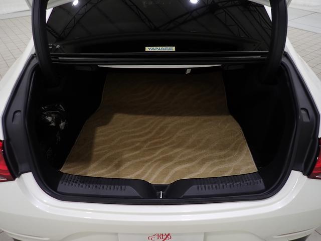 CLS220d スポーツ エクスクルーシブパッケージ 新車保証継承 サンルーフ ブラックレザーシート 純正19AW ドライブレコーダー エアバランスPKG シートヒーター ベンチレーション レーダーセーフティPKG パドルシフト ウッドパネル(78枚目)