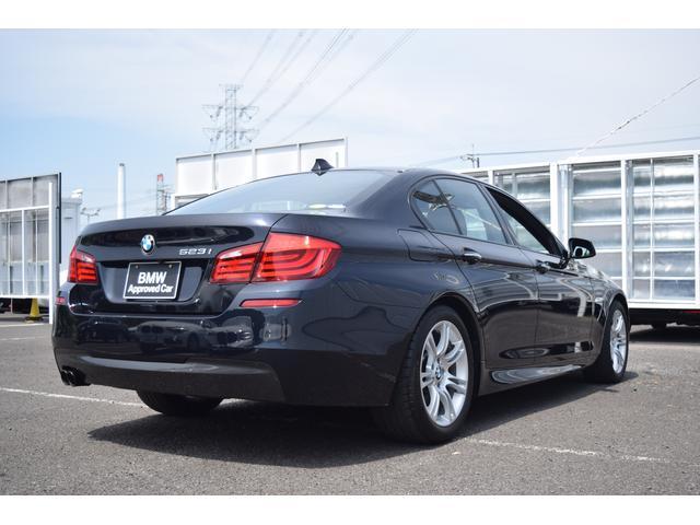 BMW BMW 523i Mスポーツパッケージ 電動シート 純ナビ Bカメラ
