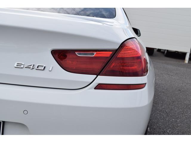 640iグランクーペ Mスポーツパッケージ 正規認定中古車 HDDナビ Bluetooth接続 地デジ CD 純19AW サンルーフ ハーフレザーシート ヒーター 前後障害物センサー リヤカメラ アダプティブLEDライト ミラー内蔵ETC パドルシフト(24枚目)