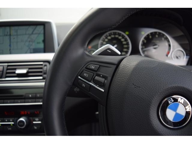 640iグランクーペ Mスポーツパッケージ 正規認定中古車 HDDナビ Bluetooth接続 地デジ CD 純19AW サンルーフ ハーフレザーシート ヒーター 前後障害物センサー リヤカメラ アダプティブLEDライト ミラー内蔵ETC パドルシフト(35枚目)