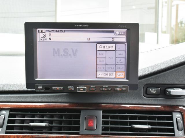ボルボ ボルボ S80 3.2 ワンオーナー サンルーフ HDDナビ