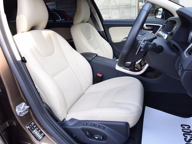 ボルボ ボルボ V60 クロスカントリー T5 AWD SE 1オーナー ベージュ革