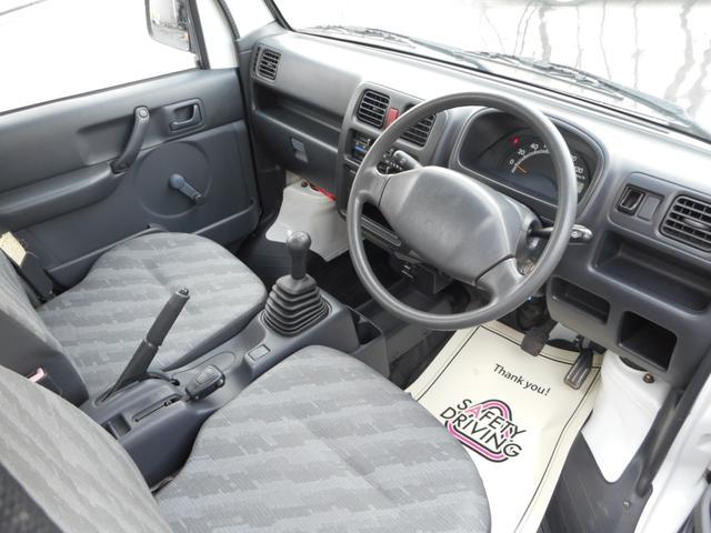 KC 実走行29391キロ 4WD 5MT(11枚目)