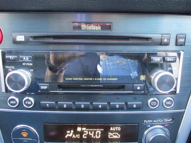 スバル レガシィツーリングワゴン 2.0GT WR-リミテッド 2005 TEIN RAYS