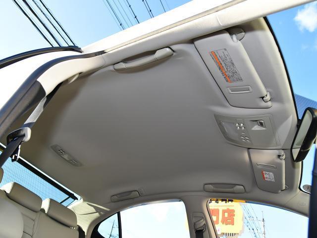レクサス IS バージョンL 本革シート プリクラッシュ バックカメラ