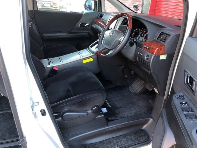 トヨタ ヴェルファイア 2.4Z プラチナムセレクション ワンオーナー