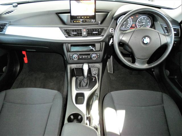 SUVならではのゆったりとした運転席まわりとなっております♪