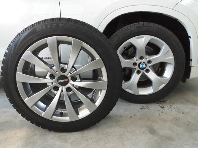 MOTEC社製アルミホイール+スタッドレスタイヤ付♪(MOTEC社はドイツメーカーのホイールです。)