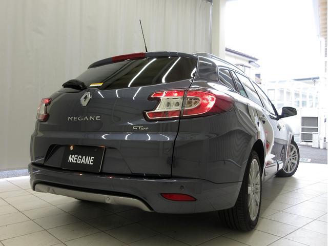 ルノー ルノー メガーヌエステート GTライン新型ドラレコEDCメーカー車両新車保証ナビ