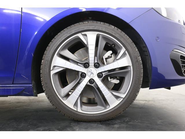 プジョー プジョー 308 GT ブルーHDi 純正オーディオ Bモニター LEDライト