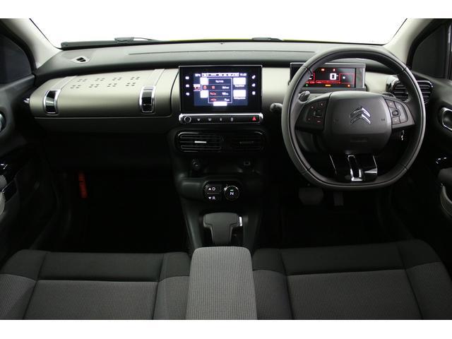 シトロエン シトロエン C4 カクタス 200台限定 新車保証 タッチスクリーン  純17AW