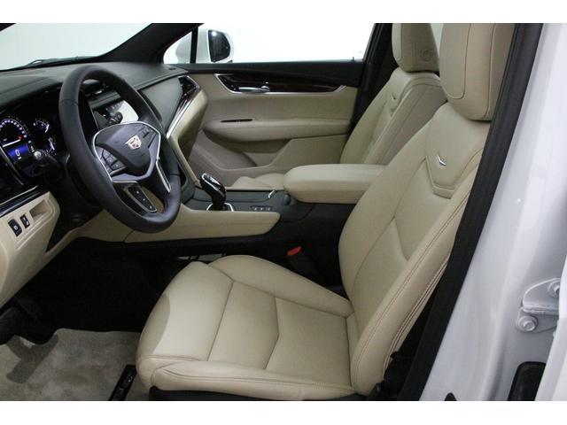 キャデラック キャデラックXT5クロスオーバー ラグジュアリー 正規D車 有償色 ベージュ革 新車保証継承