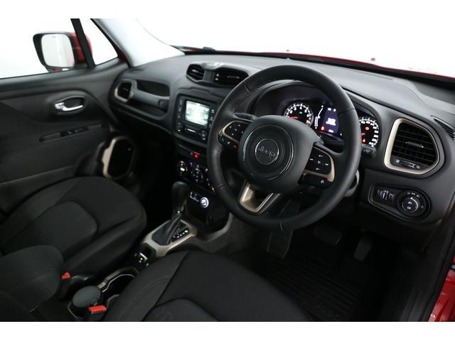 クライスラー・ジープ クライスラージープ レネゲード ロンジチュード 1オーナ BeatsAudio タッチモニタ