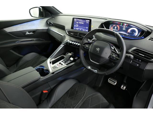 プジョー プジョー 5008 有償色 新車保証継承 ガラスルーフ  LEDヘッドライト