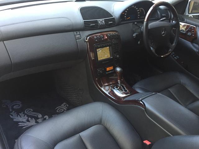 メルセデス・ベンツ M・ベンツ CL500 本革 サンルーフ AMG18AW キセノン ナビ