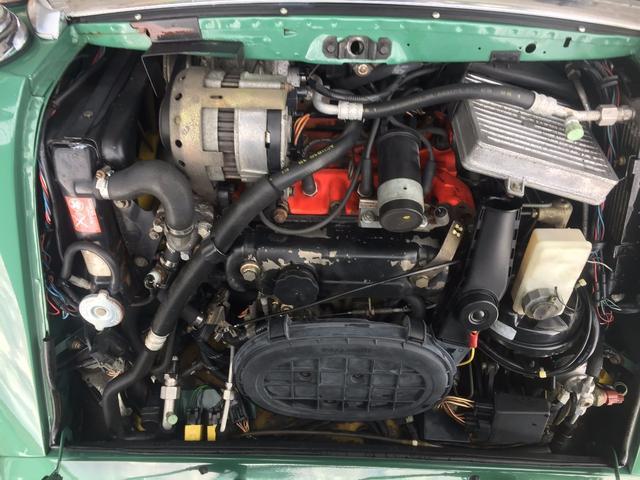 ローバー ローバー MINI エンジン ミッション オーバーホール