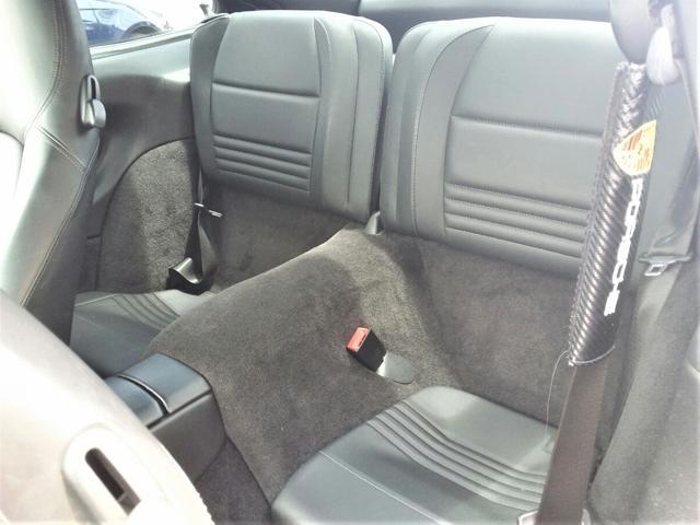 911カレラ4 GT3仕様 ポルシェデザイン 社外マフラー 下取り車 4WD(14枚目)