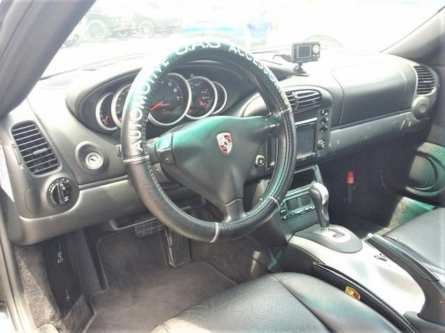 911カレラ4 GT3仕様 ポルシェデザイン 社外マフラー 下取り車 4WD(15枚目)