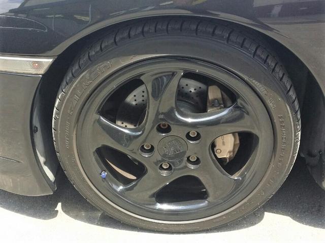 911カレラ4 GT3仕様 ポルシェデザイン 社外マフラー 下取り車 4WD(20枚目)