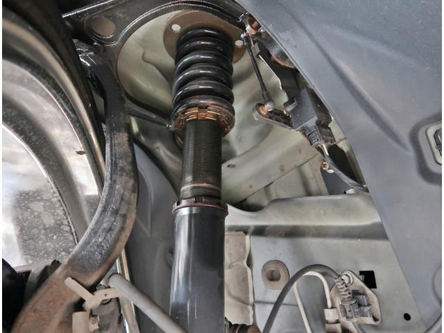 3.5 D車HDDナビ本革電動暖席HID社外22AW車高調(5枚目)