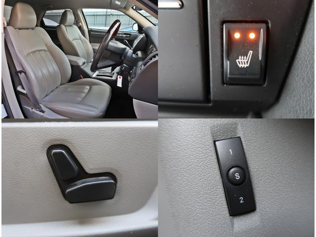 3.5 D車HDDナビ本革電動暖席HID社外22AW車高調(16枚目)