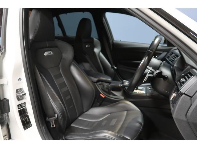 M3 本革電動暖席Mパフォーマンスエアロ(16枚目)