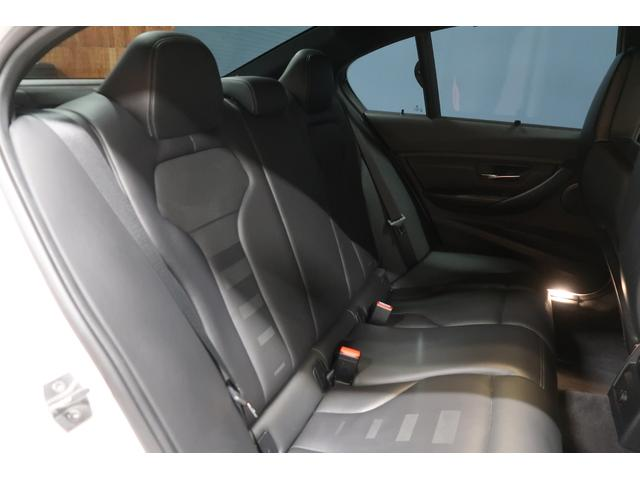M3 本革電動暖席Mパフォーマンスエアロ(26枚目)