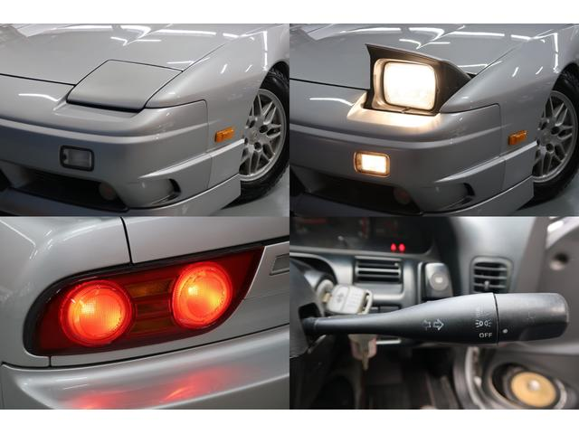 タイプG NA改ターボ後期型サンルーフ社外マフラー/インタークーラー/エアクリ車高調(3枚目)