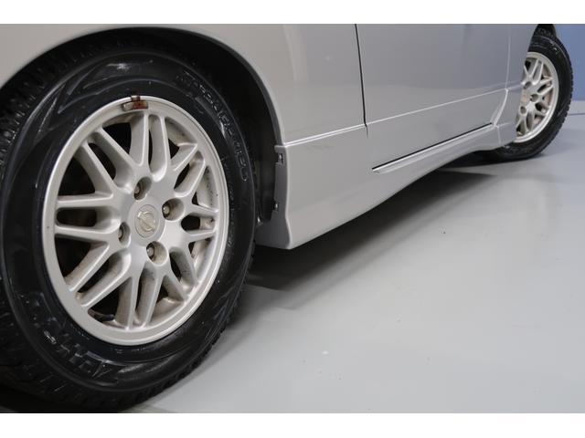 タイプG NA改ターボ後期型サンルーフ社外マフラー/インタークーラー/エアクリ車高調(7枚目)