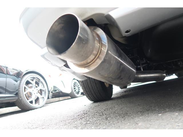 タイプG NA改ターボ後期型サンルーフ社外マフラー/インタークーラー/エアクリ車高調(8枚目)