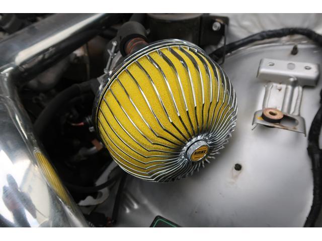 タイプG NA改ターボ後期型サンルーフ社外マフラー/インタークーラー/エアクリ車高調(11枚目)