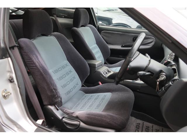 タイプG NA改ターボ後期型サンルーフ社外マフラー/インタークーラー/エアクリ車高調(17枚目)