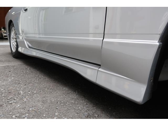 タイプG NA改ターボ後期型サンルーフ社外マフラー/インタークーラー/エアクリ車高調(25枚目)
