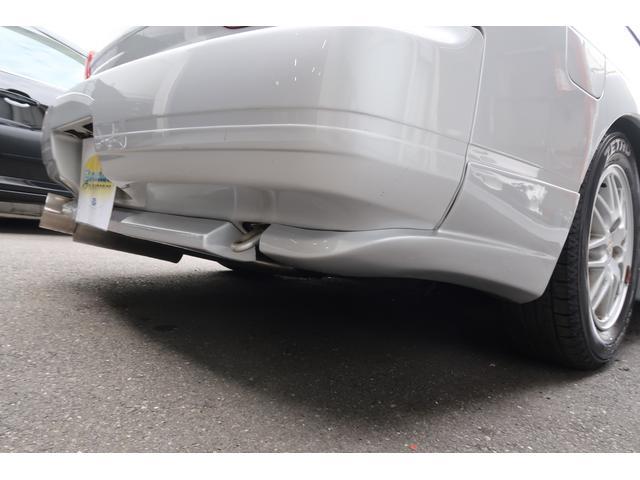 タイプG NA改ターボ後期型サンルーフ社外マフラー/インタークーラー/エアクリ車高調(26枚目)