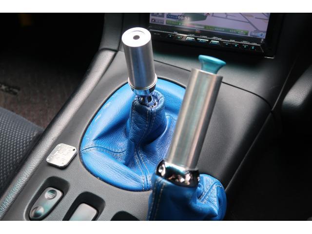 タイプRB 6型雨宮ワイドボディ前置IC7点式ロールバー パワーFC 7点式ロールバー 前後タワーバー 社外18AW バッテリー移設 車高調 GTウィング スリークライトKIT feedマフラー Rディフューザ(14枚目)