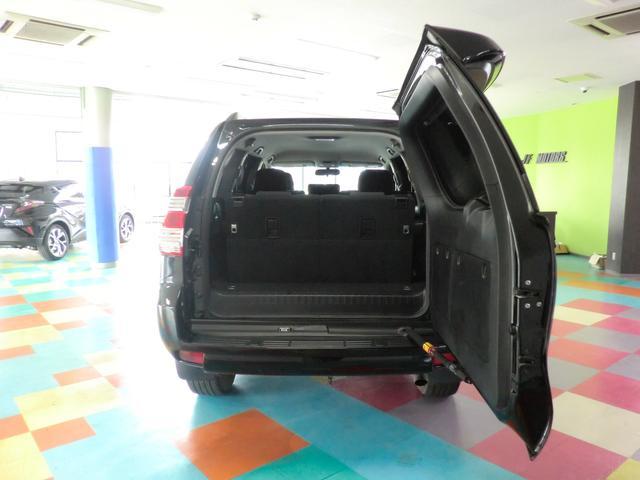 トヨタ ランドクルーザープラド TX ナビ
