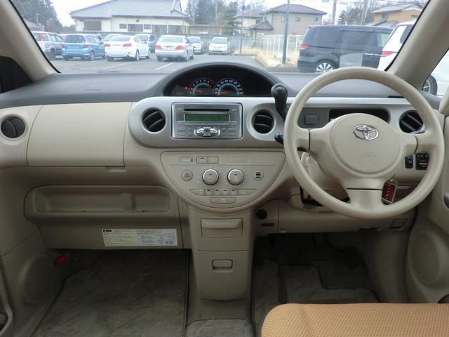 トヨタ ポルテ 130i Cパッケージ 助手席リフトアップ車