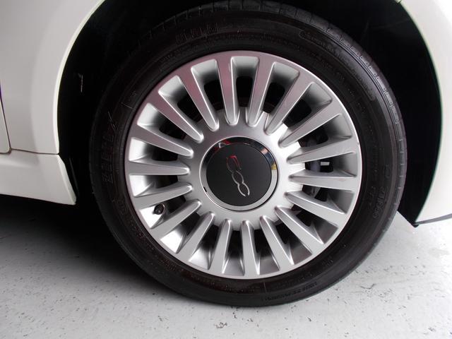 純正オプションアルミ タイヤも8分山以上あります!