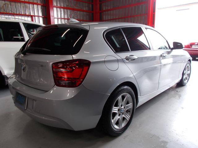 116i 2011年モデル 純正ナビ キセノン DL整備車両(4枚目)