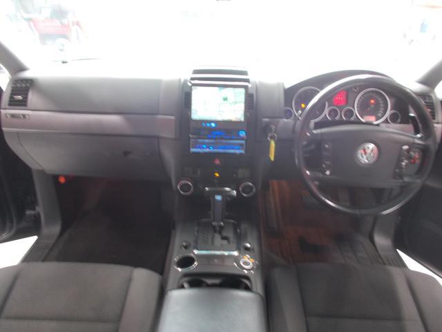 V6 4WD キセノン HDDナビ 18インチブラックアルミ(13枚目)