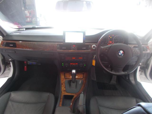 320i ハイライン キセノン 黒革 ナビBカメラ D整備車(14枚目)